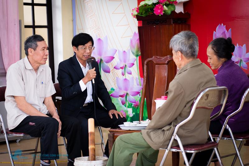 Mô hình Hội viên YTCC cao tuổi tình nguyện