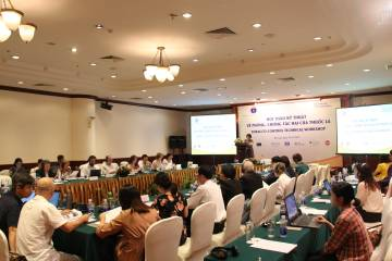 Tobacco control technical workshop