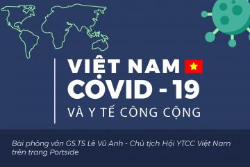 Việt Nam, COVID-19 và Y tế công cộng