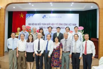 Đại hội Hội Y tế Công cộng Việt Nam lần thứ IV