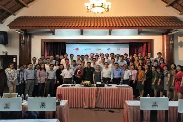 Hội YTCC VN cùng Liên danh VietMCI tổ chức chuỗi hội thảo giới thiệu và họp điều phối dự án cường sự tham gia của cộng đồng trong phòng chống và loại trừ bệnh sốt rét tại VN