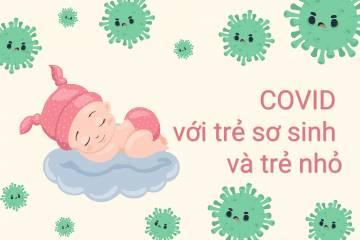 COVID-19 (coronavirus) ở trẻ sơ sinh và trẻ nhỏ