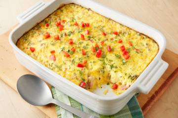 Bánh trứng nướng theo phong cách chay