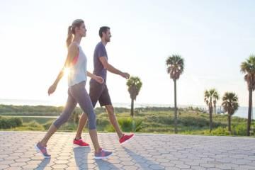 Bắt đầu đi bộ với lịch trình đi bộ 12 tuần