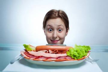 9 cách để kiềm chế cảm xúc ăn uống