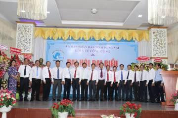 Đại hội Đại biểu Hội Y tế Công cộng tỉnh Đồng Nai lần thứ III nhiệm kỳ 2020 - 2025