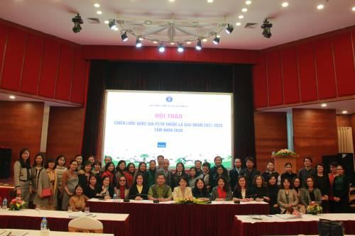 Hội nghị Tổng kết công tác Phòng, chống tác hại của thuốc lá Khu vực phía Bắc