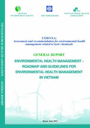 Báo cáo Quản lý sức khỏe môi trường
