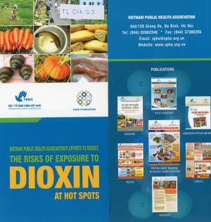 Vietnam Risk of Exposure to Dioxin at hot spots