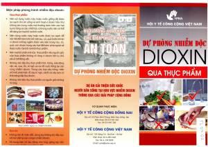 Dự phòng nhiễm độc Dioxin qua thực phẩm