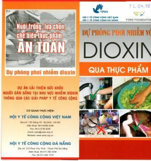 Dự phòng phơi nhiễm với Dioxin qua thực phẩm