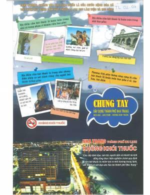 Nha Trang - Thành Phố Du Lịch Không Khói Thuốc